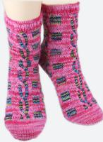 Torcello Bridge Socks Pattern