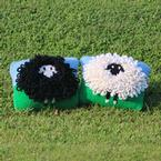 Sheepish Cushion Pattern