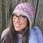 Checkers Beanie Pattern