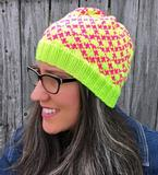 Chess Beanie Pattern