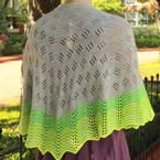 Old Magic Shawl Pattern