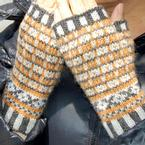 Bradbury Mitts Pattern