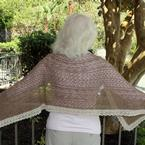Cocoa Beach Lace Wrap Pattern