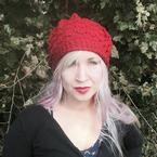 Strawberry Beret Pattern