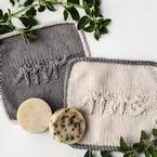 Mr and Mrs Washcloths Pattern
