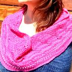 Diagonally Cowl Pattern