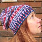 Ready to Go: The Hat Pattern