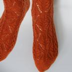 Tishialuk Socks Pattern