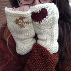February Mitts Pattern