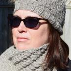 Clarendon Hat and Scarf Pattern