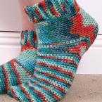Koi Pond Socks Pattern