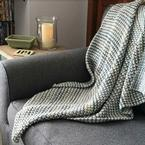 Relaxation Blanket Throw Pattern