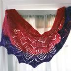 Cherty Shawlette Pattern