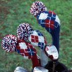 Heirloom Argyle Golf Cover Pattern