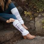 Eclate Leg Warmers Pattern