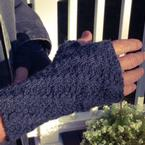 Clyde Men's Mitts Pattern