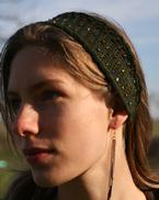 Woodland Paths Beaded Headband Pattern
