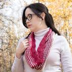 Don't Fade Away Cowl Pattern