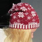 Winter 2017: Snow Hat Pattern