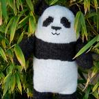 Tianmi the Panda Pattern