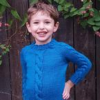 Big Kid Declan Pullover Pattern