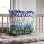 Ruffled Pillow Pattern