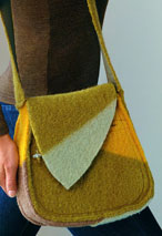 Sassy Shoulder Bag Pattern Pattern