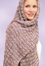 Slip Stitch Stole Pattern