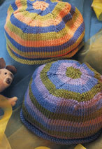 Rolled-Edge Hat Pattern Pattern