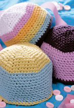 Sweet Baby Hat Pattern Pattern