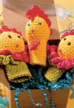 Finger Puppets Pattern