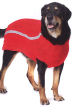 Nightwalker Sport Dog Coat Pattern Pattern