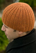 Ribbed Cap Pattern Pattern