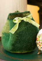 Felted Gift Bag Pattern Pattern