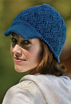 Alisha Crush Hat Pattern Pattern