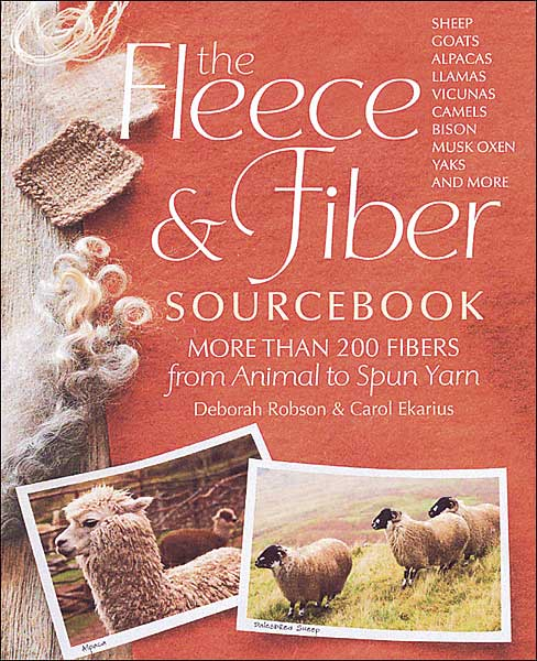 The Fleece & Fiber Sourcebook