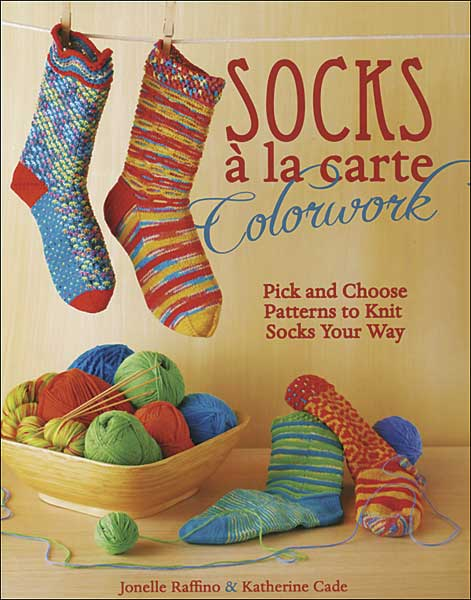 Socks a la Carte Colorwork