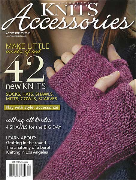 Interweave Knits Accessories 2011