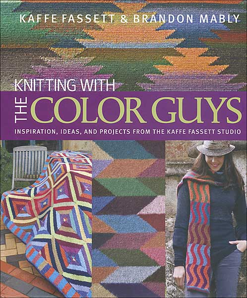 Knitting with The Color Guys