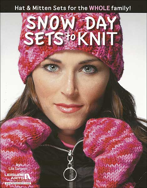 Snow Day Sets to Knit