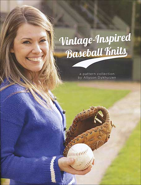 Vintage-Inspired Baseball Knits