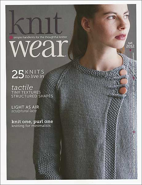Knit Wear Magazine - Fall 2012