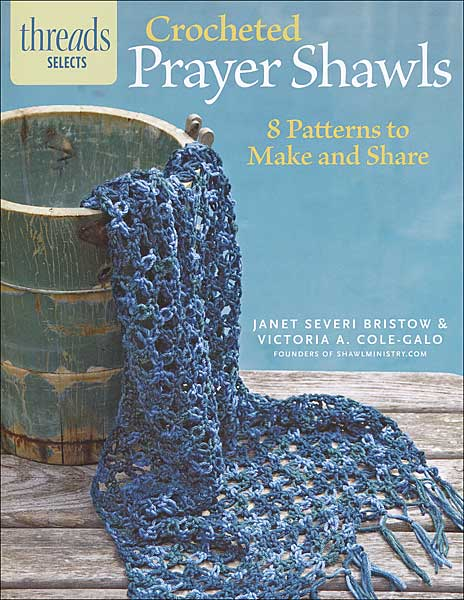 Threads Selects Crocheted Prayer Shawls