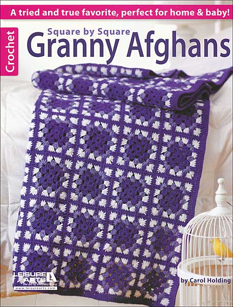 Square by Square Granny Afghans