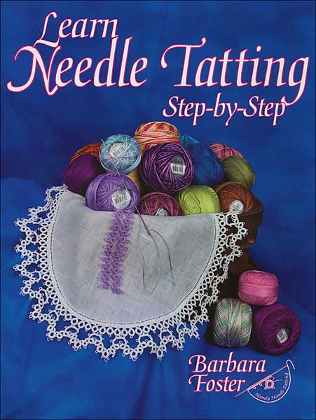 Learn Needle Tatting Step-by-Step