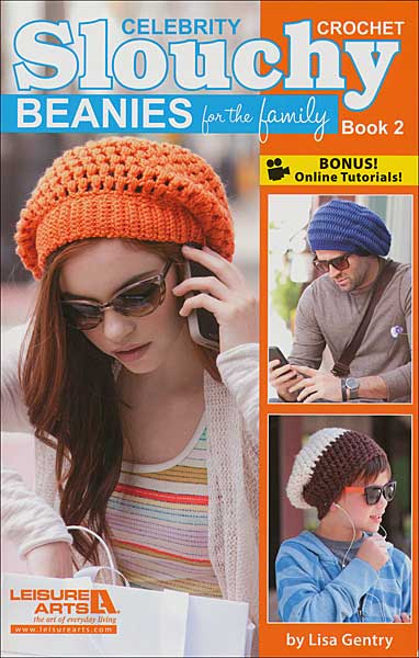 Celebrity Slouchy Beanies for the Family