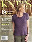 Interweave Knits Magazine, Summer 2014