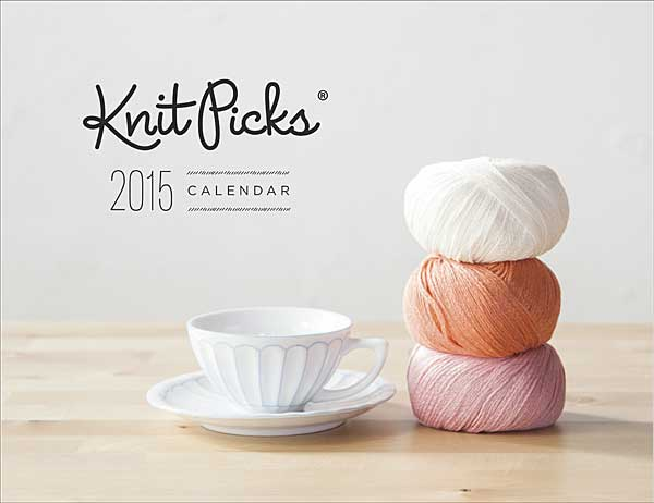 Knit Picks 2015 Calendar