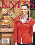 Interweave Knits Fall 2014 Magazine