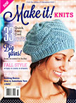 Make It! Knits 2014 Magazine